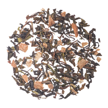 Darjeeling Lemon Orange tea Chaisafari